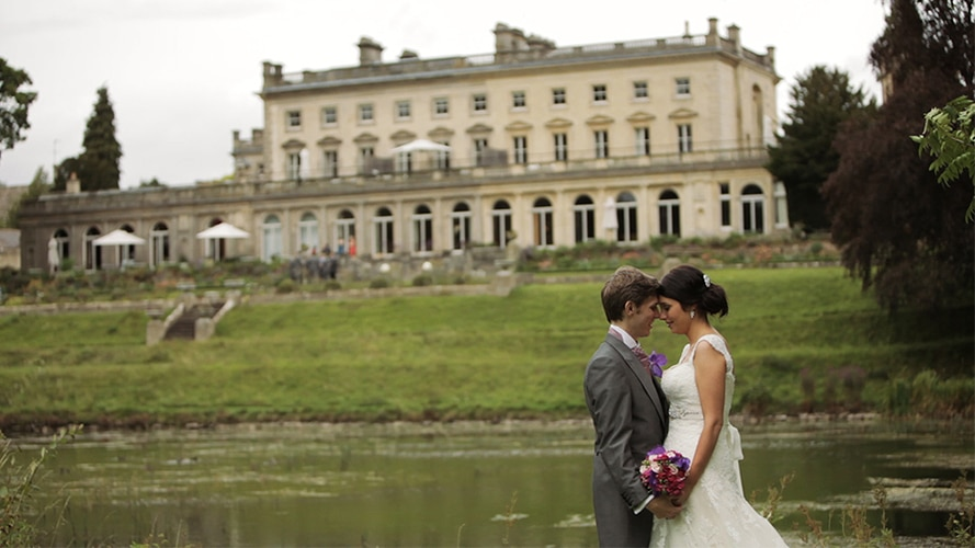 Wedding Highlights at Cowley Manor | Lucy & James
