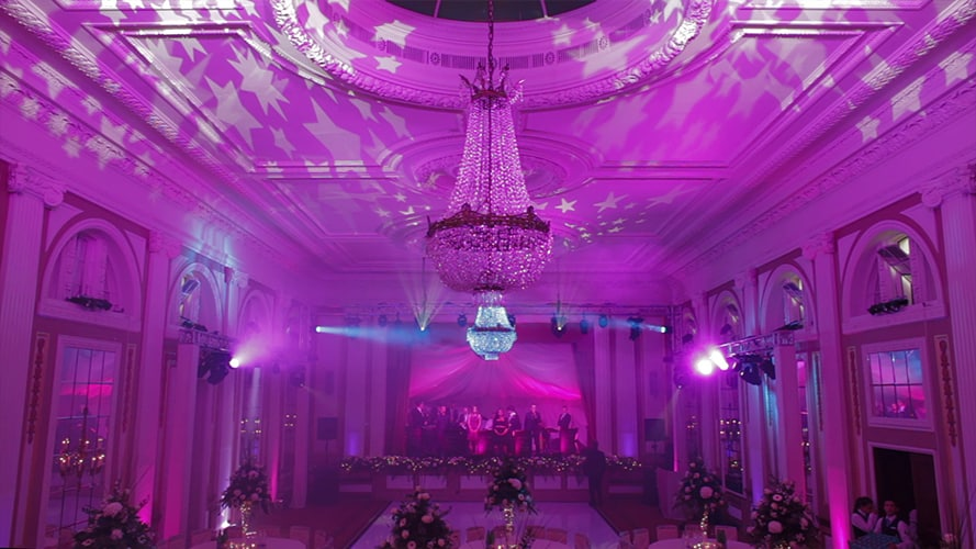 Wedding Trailer at Gleneagles | Erin & Alan