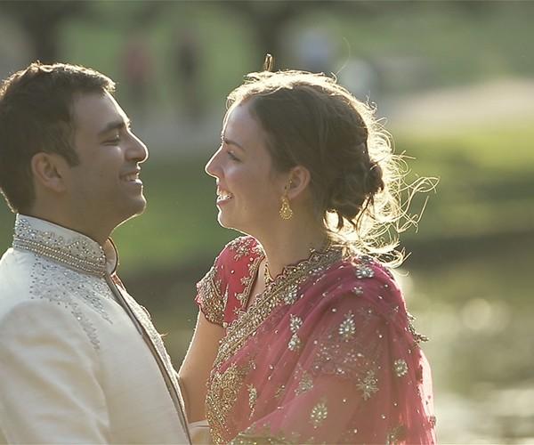 Palm House Wedding Film | Hattie & Mishal