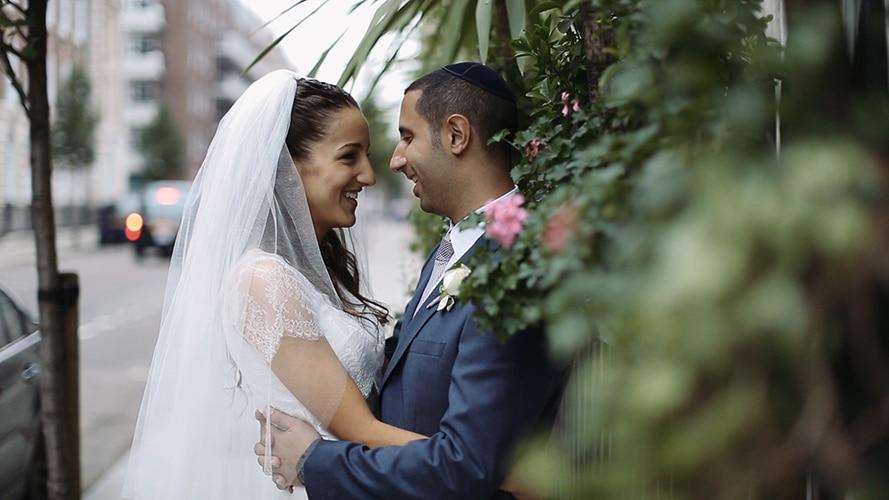 Jewish Wedding at Il Bottaccio | Ali & David