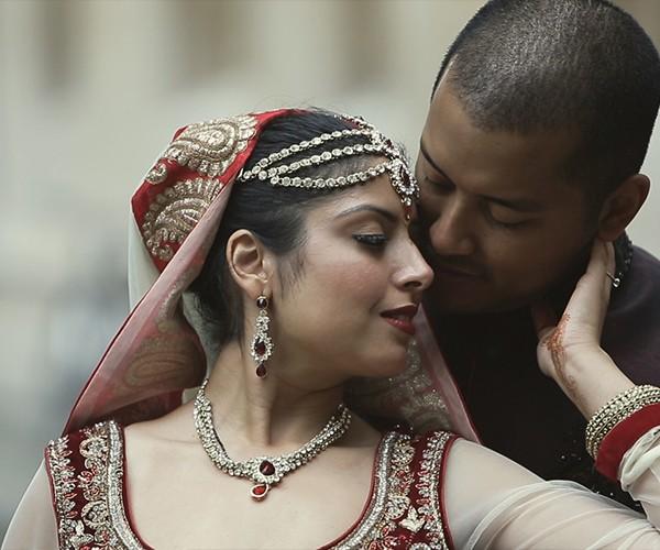 Hindu Wedding at Oxford Town Hall | Punum & Jermaine