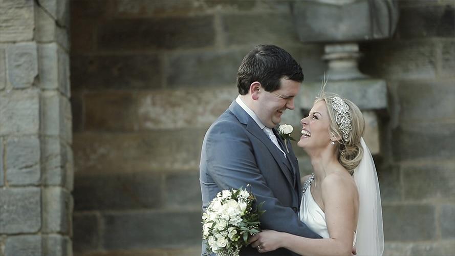 Rudding Park wedding film | Louise & Alan