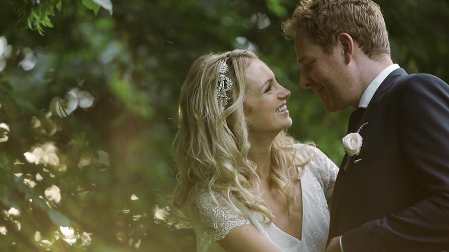Wedding film in Haslemere | Caroline & Andrew
