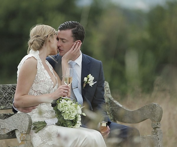 Chateau Rigaud Wedding Film | Vicki & Paul