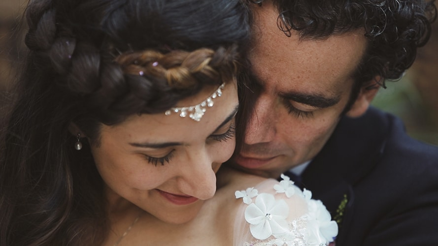 Wedding film at The Oval Space   Aveen & Erdal
