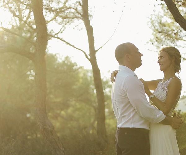 Wedding film in Ibiza | Leanne & Gareth