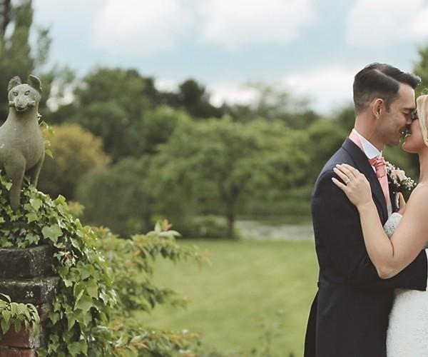 Hodsock Priory Wedding Film | Samantha {+} Wesley