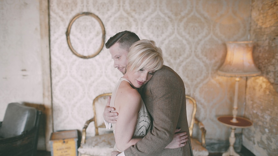 Cool Wedding at MC Motors | Katharine {+} Judd