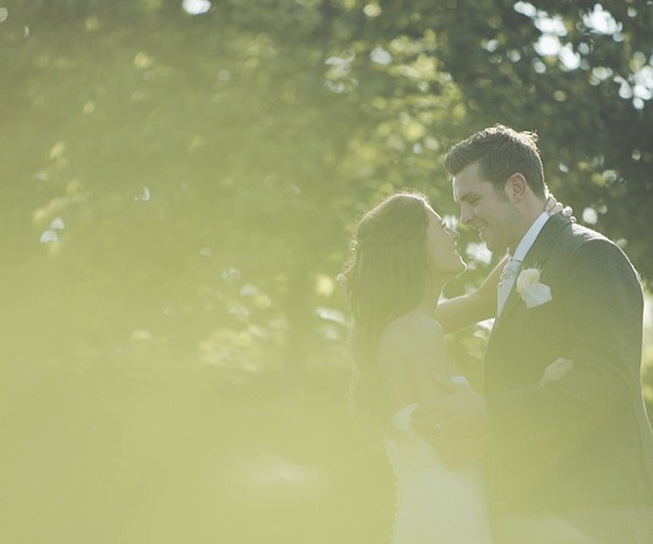 A Bury Court Barn Wedding Film | Bex {+} Ryan