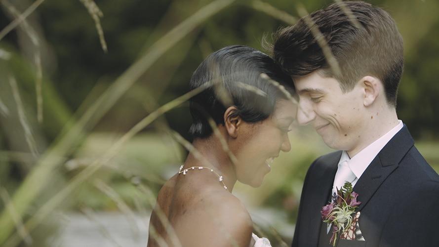 Wedding Film at Northbrook Park | Kay {+} Sam