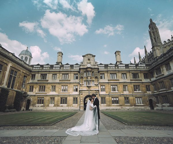 A Wedding in Clare College Cambridge | Evianne {+} Matthew
