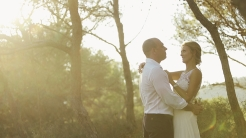 Wedding film in Ibiza