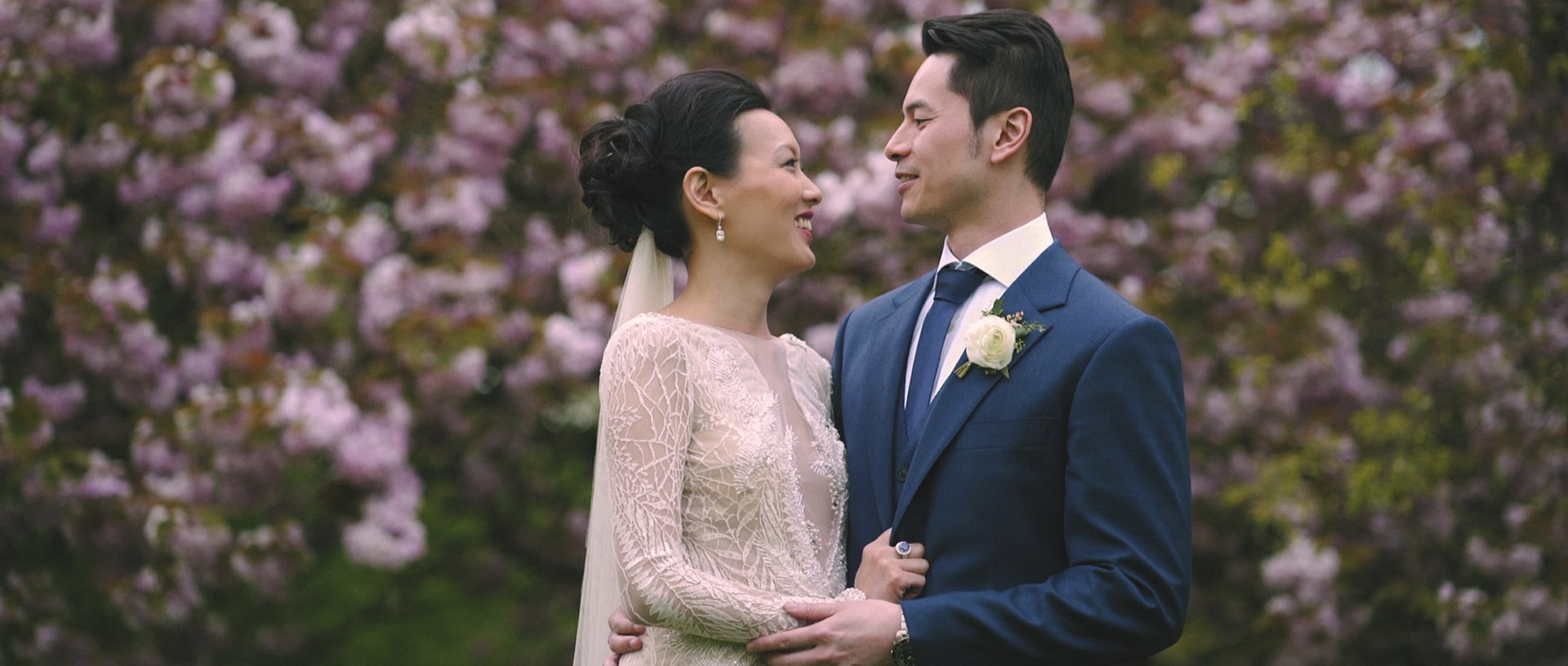 Chinese wedding at Babington House