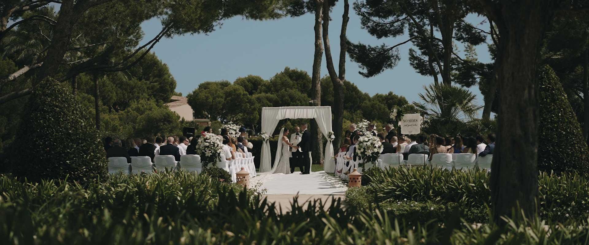 St Regis Mallorca Wedding