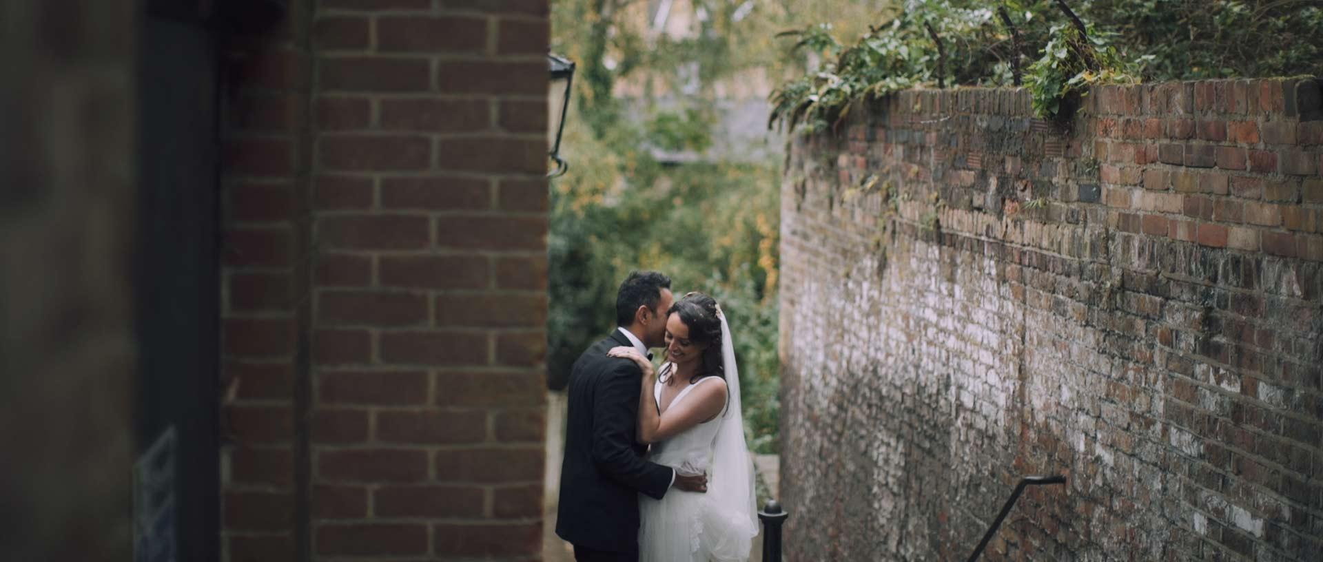 London Wedding at MC Motors